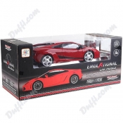 High Speed Rechargeable Remote Control Racing Car Red FC-35007