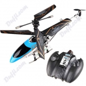 3-Channel Rechargeable Mini Size Helicopter with Infrared Remote Control FT-7404